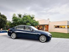 Realistic achievable car for the future?  2012 BMW 3 Series