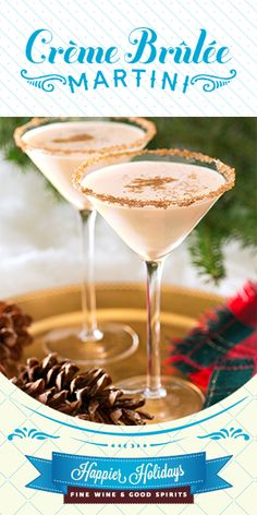 Try one of these delicious cocktails this holiday season. We've got fresh takes on classic cocktails plus festive punches that are great for entertaining a crowd. Vodka Mixed Drinks, Easy Mixed Drinks, Vodka Cocktails, Fruit Drinks, Cocktail Drinks, Yummy Drinks, Cocktail Recipes, Martinis, Beverages
