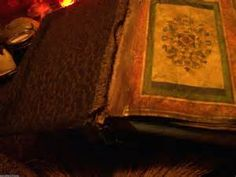 Real Old Book of Spells - Bing Images
