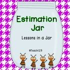 FREE Estimation jar packet includes:  printables, ideas, and parent note.  This packet is aligned with K-3rd grade Common Core Standards.  You can read ...