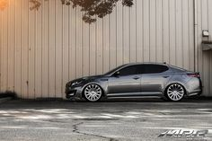 Silver Kia Optima on MRR_HR9_WHEELS_S_02