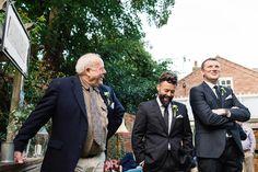 outdoor wedding in the uk