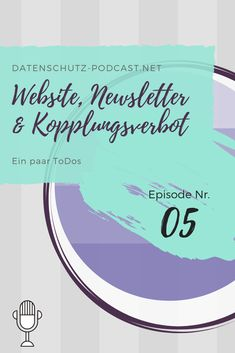 Ein paar ToDos für Deine #Website und Deinen #Newsletter. #Kopplungsverbot #Freebie #Datenschutz #Podcast #Privatsphäre #Privacy #DSGVO Scrabble, Social Security, Personalized Items, Website, Cards, Information Privacy, First Aid, Couple, Maps