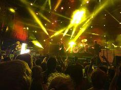 The Killers at Borgata festival