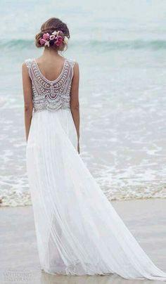 Strand bruid
