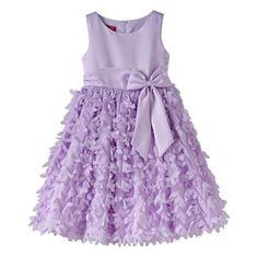 Princess Faith Petal Dress - Girls 7-12