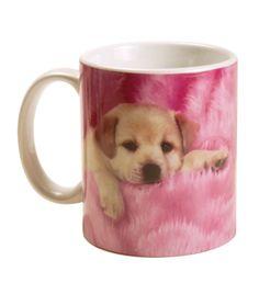 Tazza caffè con cane http://www.recordit.com/
