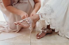 Ancient Dance Barefoot Sandals by Forever Soles