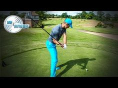 DO HIGH ARMS CAUSE YOU TO SLICE THE GOLF BALL? - YouTube