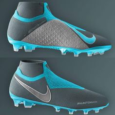 4765efd45f3 Such a sick Phantom Vision concept by  ensemble.fc! Like if you wish.  Ronaldo FootballFootball CleatsAdidas FootballCool Football BootsFootball  ...
