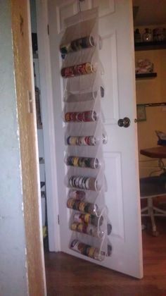 kitchen organization on pinterest hanging shoe organizer
