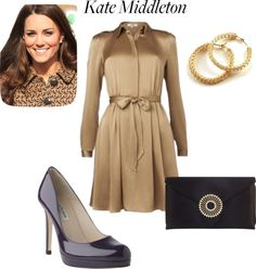 """""""Gold and Plum"""" by ashley-pearman on Polyvore"""