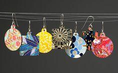 Paper Julep - Festive Paper Jewelry