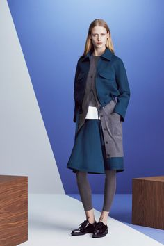 Jil Sander Navy Fall 2016 Ready-to-Wear Collection Photos - Vogue