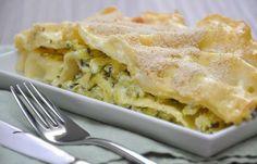 lasagne courgette chevre recette weight watchers gratuite