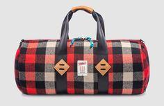 Topo-Designs-X-Woolrich-Duffel-Bag