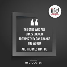 #IIFDQuotes   Are you Crazy enough????  Visit www.iifd.in  #best #fashion #designing #institute #chandigarh #iifd #india