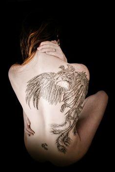 Back tattoo design  #tattoos #tattoo #tatoo #tatoos #tattooing #tattooed #ink #backtattoo
