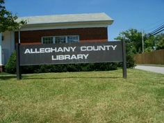Alleghany county library
