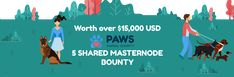 PAWS BOUNTY CONTEST
