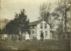 Preserving History: Farmsteads --- Past to Present Research, LLC