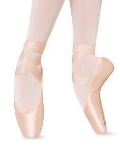 1daeb1e103e A brand new ballet pointe shoe (ballerina toe shoe) for crafting. None of