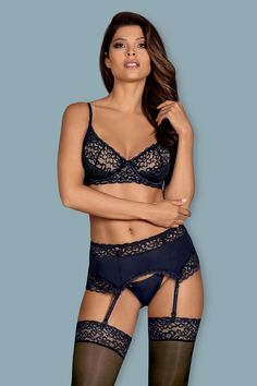 String Pants BH-Sets Damenunterwäsche schwarz* SET ATHINA Soft BH Bügel-BH