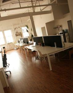 Coworking Space- Desk X Space, Sidney, Australia