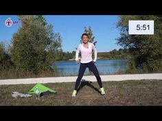 Entrainement AEROBIC HICT - Cardio - Maigrir vite - Jessica Mellet - YouTube