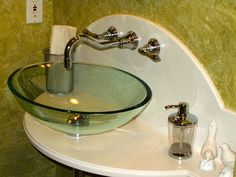 Bathroom sink #bathroom #countertops