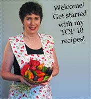 top ten thrifty organic recipes