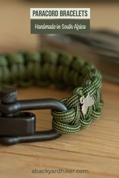 "Get your Backyard Hiker Rope Bracelet today, use the code ""igabh"" to get your exclusive IG discount. of the proceeds go to Wildlife Conservation Programs. Paracord Bracelet Instructions, Paracord Bracelets, Day Backpacks, Fire Prevention, Parachute Cord, Go Hiking, Wildlife Conservation, Go Outside, Handmade Bracelets"
