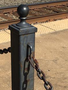 Train Station, Rome NY #textures #RomeNY #Amtrak  #abstract - photograph by Shelley Graham Turner