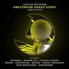 LouLou Records ADE Compilation 2016 LLRADE2016 » Minimal Freaks Amsterdam, Indie Dance, Minimal, Music, Movies, Movie Posters, Musica, Musik, Films