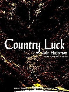 Country Luck (English Edition)