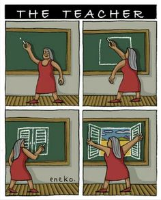 Employee - 3. One of the options is the teacher - who opens up the window to the possibilities that await for a student studying accounting.
