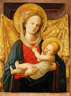 Domenico Ghirlandaio (1449–1494) The Virgin and Child, ca.1475-1477
