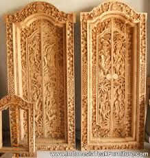 Bali Style Doors Carved Wood Doors Gates Home Entrance from Indonesia & Traditional Balinese Doors   ASIAN STYLED HOMES   Pinterest ... Pezcame.Com