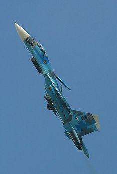 Ukraine Su-27 Martin Rosenkranz
