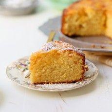 Grapefruit Curd in Grapefruit Cake   Joy the Baker