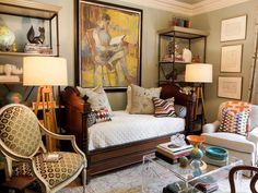 My Kentucky Living : Mixing Design Styles: New Traditional