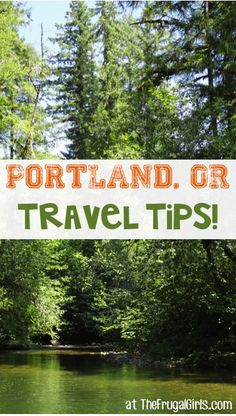 39 Fun Things to See and Do in Portland Oregon! ~ from TheFrugalGirls.com ~ you'll love these fun insider travel tips and fun food ideas for your next trip to the city! #vacation #thefrugalgirls