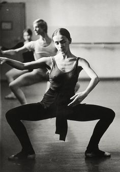 Pina Bausch (1940 – 2009)  Modern Dance Choreographer.  Can't even tell how much I adore her...