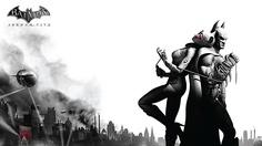 Batman Catwoman - Arkham City