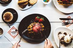 Looking for a late night dessert? A thriving late-night dessert culture has taken grasp Adelaide. Discover nine of the best dessert bars here. Late Nights, Dessert Bars, Fun Desserts, Camper, Australia, Tableware, Caravan, Dinnerware, Camper Van