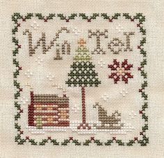 another cross stitch addict: Preparing Xmas is even better than...