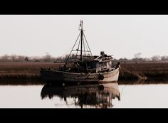 Shrimp boat, Wilmington Island/Savannah Ga.  High And Dry: Revisited | Flickr - Photo Sharing!