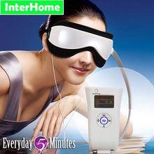 Ojo Massager de la terapia magnética masaje masaje de vibración eléctrica de presión de aire calentador de infrarrojos cuidado de los ojos fatiga prevención de la miopía(China (Mainland))