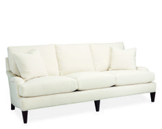 Lee Industries sofa in Washed Tempo Natural