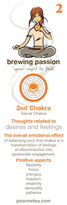 Sacral Chakra Emotional Healing Benefits - loved & pinned by www.omved.com